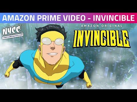 Amazon Prime Video Presents - Invincible