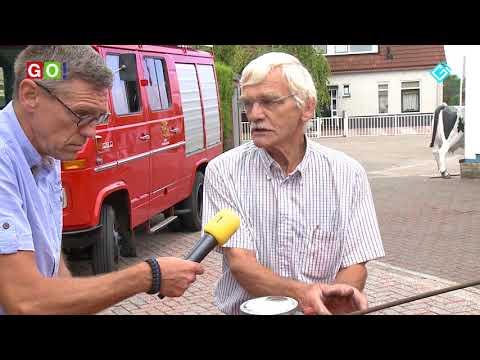 A-Ford SOB rijdt weer - RTV GO! Omroep Gemeente Oldambt