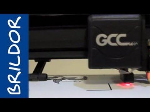 Cómo cortar vinilo con plotter de lector óptico en Corel Draw