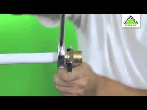 Come installare un impianto a vista con tubo multistrato