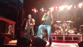 Jackyl Encore live Erie PA 7/12/17