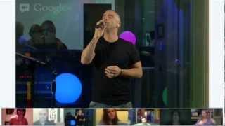 EROS RAMAZZOTTI - Google+ Hangout (05.11.2012)