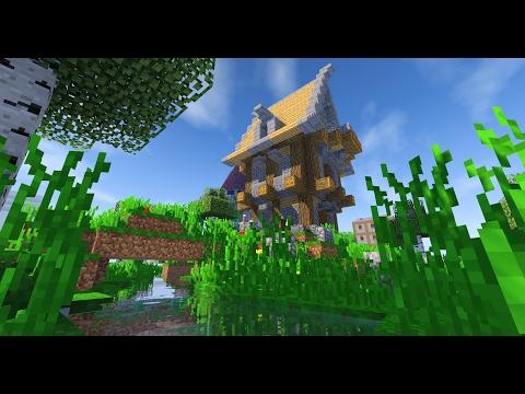 Maison Médiéval By Exaude Schematics Minecraft Project