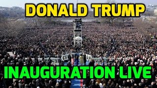 Donald Trump Inauguration 2017 Live | USA News Live | CNN News Live | Donald Trump Live News