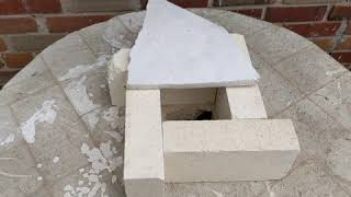 How to Fire a Pottery Bisque Firing in a Gas Kiln