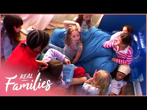 What Would Happen If Ten Girls Were Left To Live Alone Together? | Girls Alone | Real Families