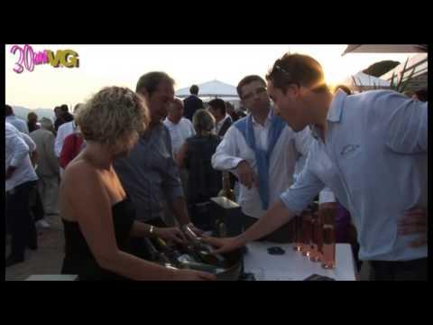 Voix Off pour Vins et Gastronomies à Cannes en 2015