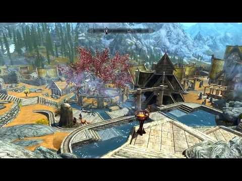 skyrim test with imaginator and other mods