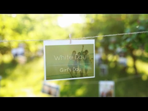 Girl's Day - White Day
