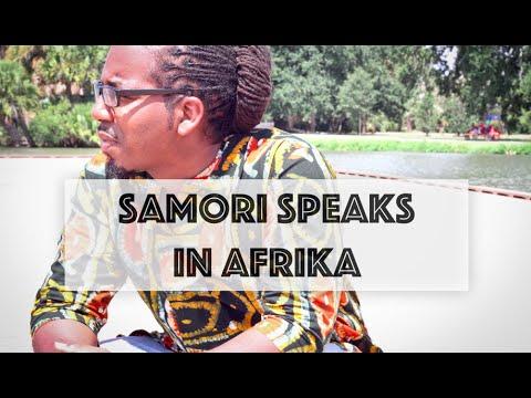 Repatriating to Ghana--Samori Speaks