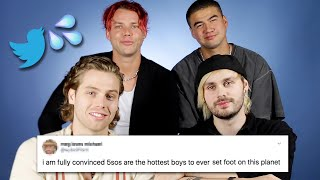 5 Seconds Of Summer Reads Thirst Tweets
