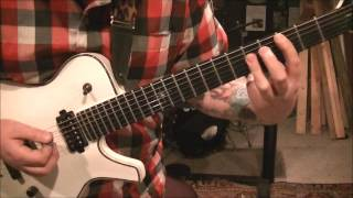 Dio - King Of Rock And Roll - Guitar Lesson by Mike Gross