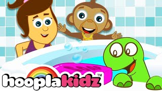 I had a little Turtle   Bubble Bubble Bubble   Nursery Rhymes and Kids Songs by HooplaKidz