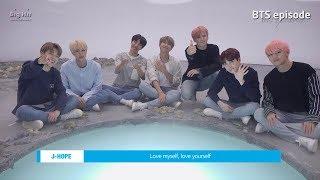 [EPISODE] BTS (방탄소년단) LOVE MYSELF Global Campaign Video Shooting Sketch
