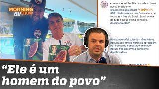 Picanha Mito: Bolsonaro ostenta em meio à miséria? | Morning Show