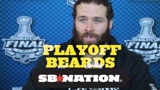 LA Kings vs. NJ Devils: Stanley Cup Playoff Beards thumbnail