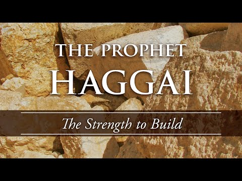 The Strength to Build (Haggai 2:1-9) - Kingdom Builders pt.2