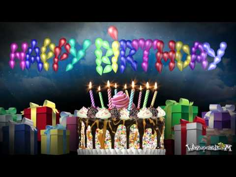 Happy Birthday - Balloons And Cake Party 1 Mp3