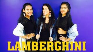 Lamberghini | The Doorbeen ft. Ragini | Punjabi Song Dance Fitness | Choreography By Vidhi Parekh