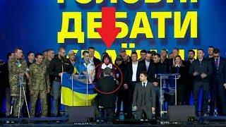Порошенко стал на колени! Пороха ОПОЗОРИЛ ЗЕ на всю Украину