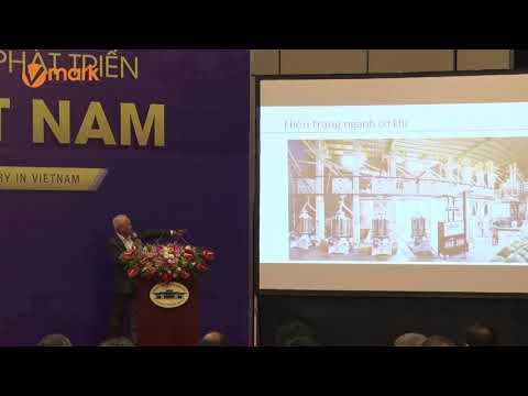 TS. Nguyễn Chỉ Sáng - Hội nghị về các giải pháp thúc đẩy phát triển ngành cơ khí Việt Nam