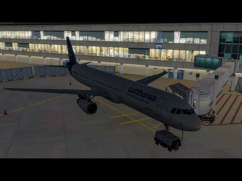 Prepar3D v4 3 | Madrid (LEMD) - Frankfurt (EDDF) | Aerosoft
