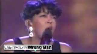 Anita Baker Wrong Man