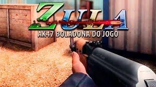 ZULA LATINO GAMEPLAY COMPREI UMA AK47 BOLADA