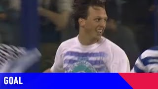 PRACHTIGE STIFT VAN ERIC VISCAAL | Vitesse - De Graafschap (16-05-1999) | Goal