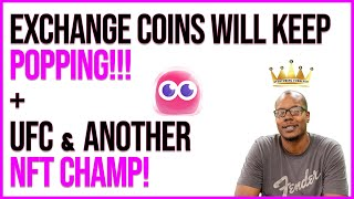 Exchange Coins Have Major Potential to Keep Pumping! Watch Flow labs!