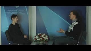 Интервью с фестиваля VolBIT Анастасия Трофимова