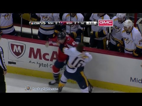 Tom Wilson vs. Richard Clune