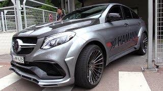 680HP HAMANN Mercedes-AMG GLE63 S - Start, Revs & Accelerations!