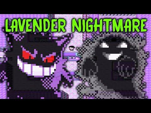 POKEMON HORROR EXE GAME! | Lavender Nightmare
