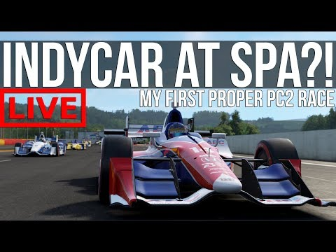 My First Proper Online Race In Project Cars 2
