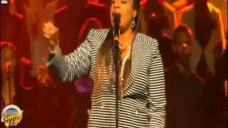 "Sinach Singing ""The Name Of Jesus"" At  Festival Of Life London April 2015"