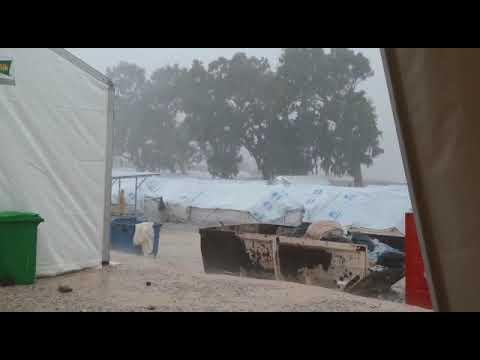 Kara Tepe camp 2