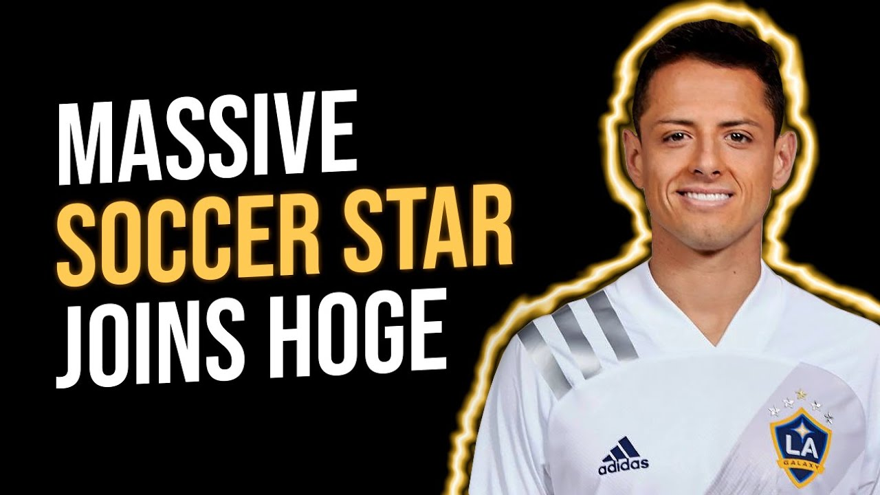 Enormous Big League Soccer Gamer Signs Up With Hoge? $Hoge Financing Updates/ News thumbnail