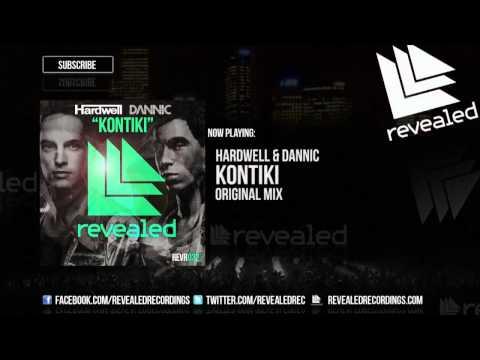 Hardwell & Dannic - Kontiki (Original Mix)