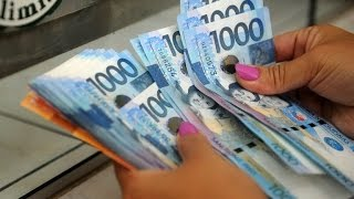 BUYING PHILIPPINE PESO IN THE USA