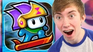 TIME SURFER (iPhone Gameplay Video)
