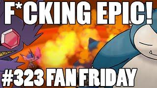 EPIC POKEMON BATTLE! Pokemon Omega Ruby Alpha Sapphire WiFi Battle! Fan Fridays #323 Anthony