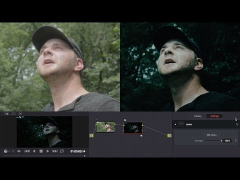 Getting Started with Magic Bullet Looks in DaVinci Resolve