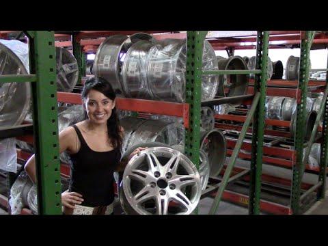 Factory Original Acura ZDX Rims & OEM Acura ZDX Wheels – OriginalWheel.com
