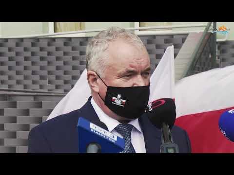 Suwalscy działacze PiS, samorządowcy apelują o zgodne poparcie Krajowego Planu Odbudowy