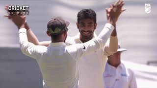 India vs Australia 3rd Test Wickets