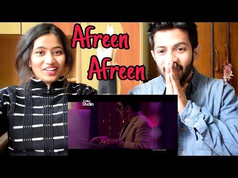 Afreen Afreen Rahat Fateh Ali Khan & Momina Mustehsan Coke Studio REACTION | THE TENTH STAAR