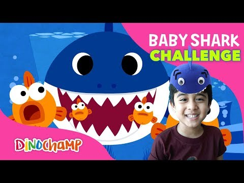 PINKFONG || BABY SHARK CHALLENGE || Sing & Dance Animal Song || Mixed-Up Steps