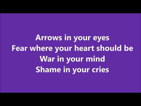 Foo Fighters - Arrows Lyrics