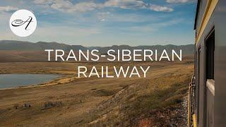 My travels along the Trans-Siberian Railway